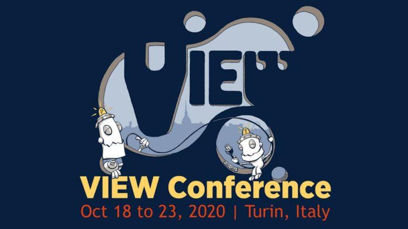 VIEW 컨퍼런스는 최대 프로그램에 대한 무료 액세스를 발표합니다!
