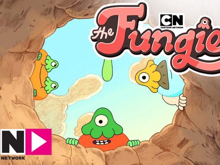 """Il video de I Fungies """"Un uovo misterioso"""" da Cartoon Network Italia"""