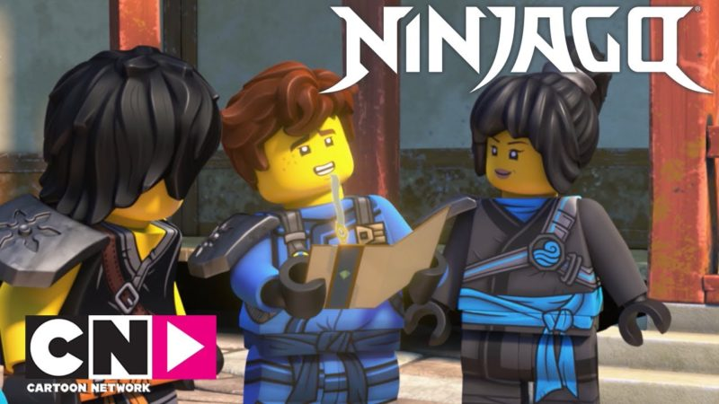 L'invito | Ninjago | Cartoon Network Italia