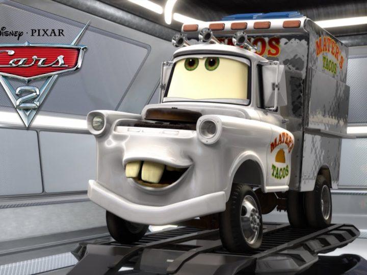 """Il video di Cars 2 """"I travestimenti di Cricchetto"""" da Disney Junior"""