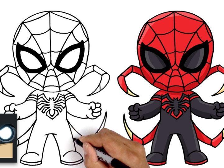 Kuinka piirtää ylivoimainen hämähäkkimies | Sarjakuva-klubi