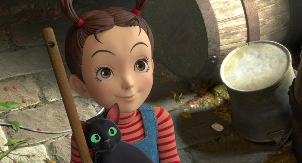 """Il cast dei doppiatori giapponesi di """"Earwig e la strega"""" dello Studio Ghibli"""