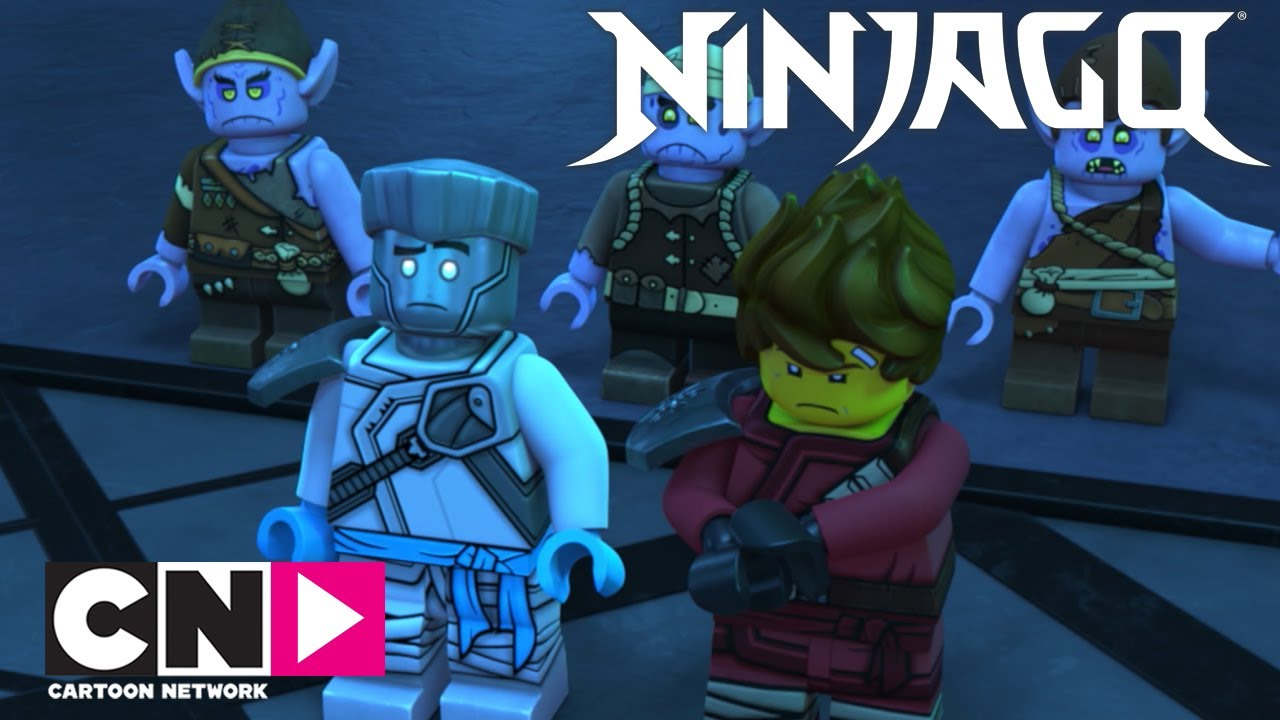 Nel regno dei goblin | Ninjago | Cartoon Network Italia