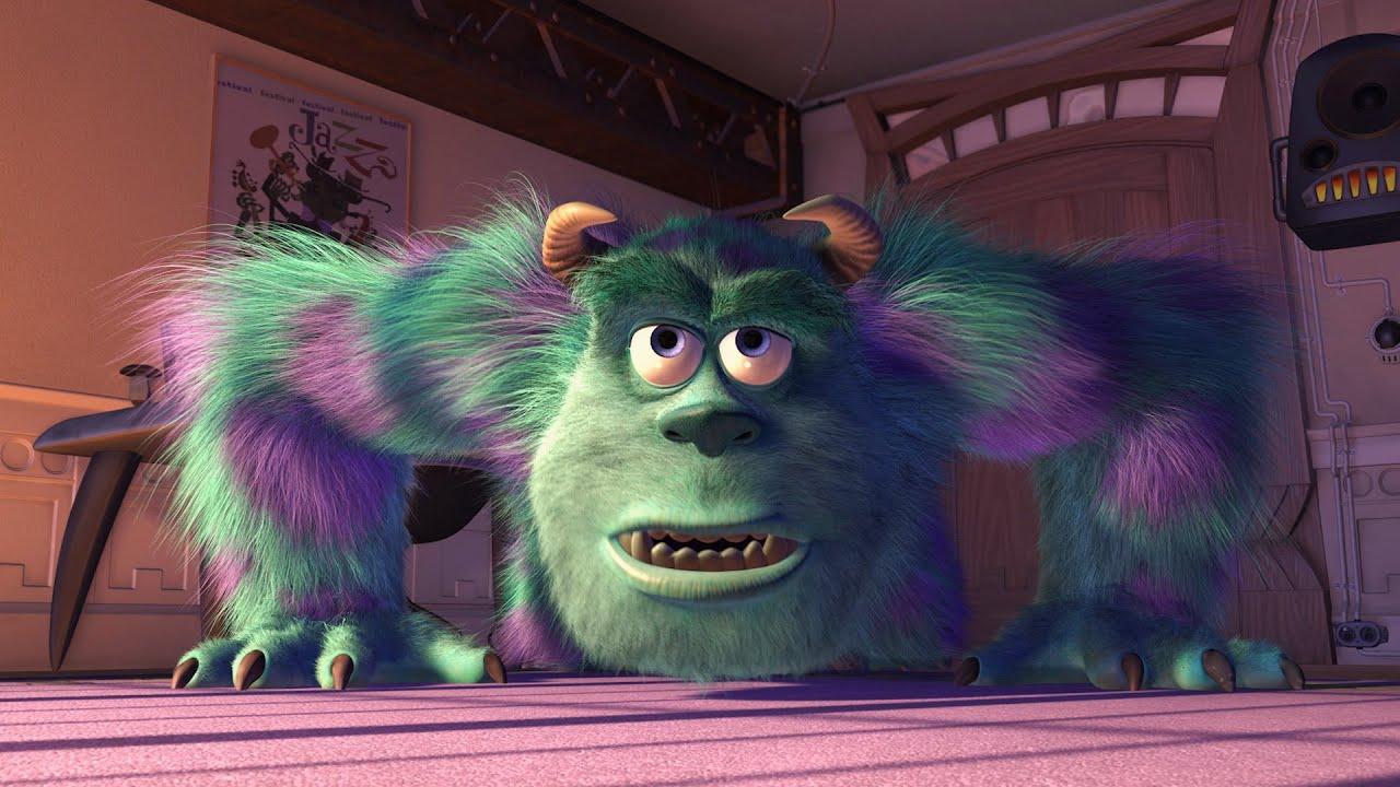 """Il video di Monsters & Co. """"La routine del mattino di Sully e Mike"""""""