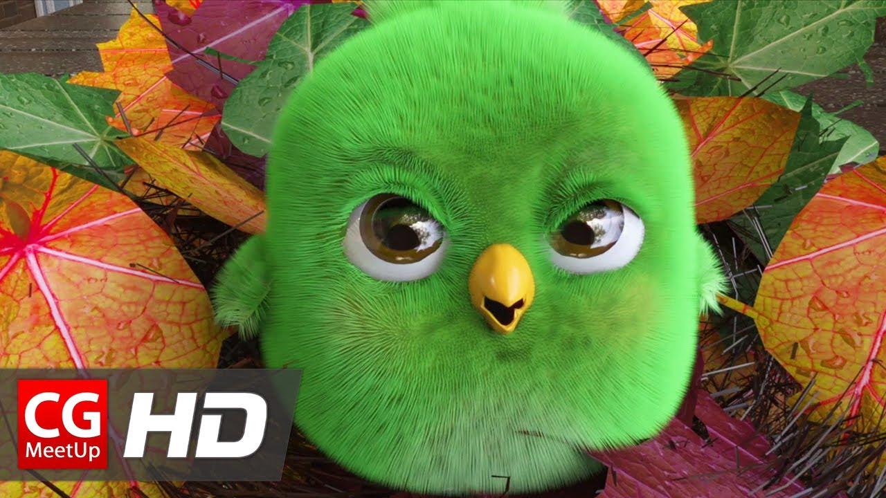 """मैक्स मार्लो की CGI एनिमेटेड लघु """"खुजली वाले अंडे"""""""
