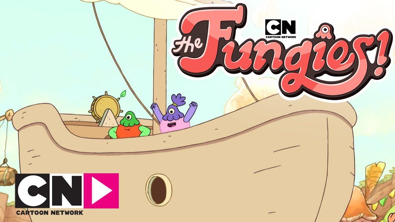 """Il video de I Fungies """"Il galeone"""" di Cartoon Network Italia"""