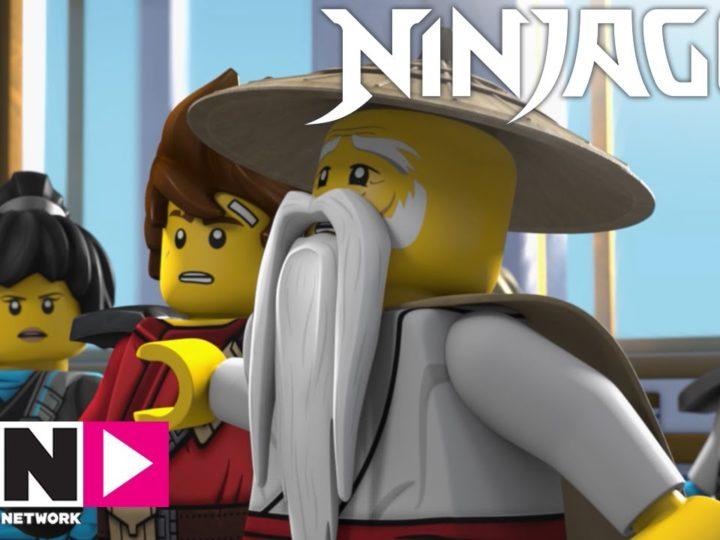 Misterul subteranului | Ninjago | Cartoon Network Italia