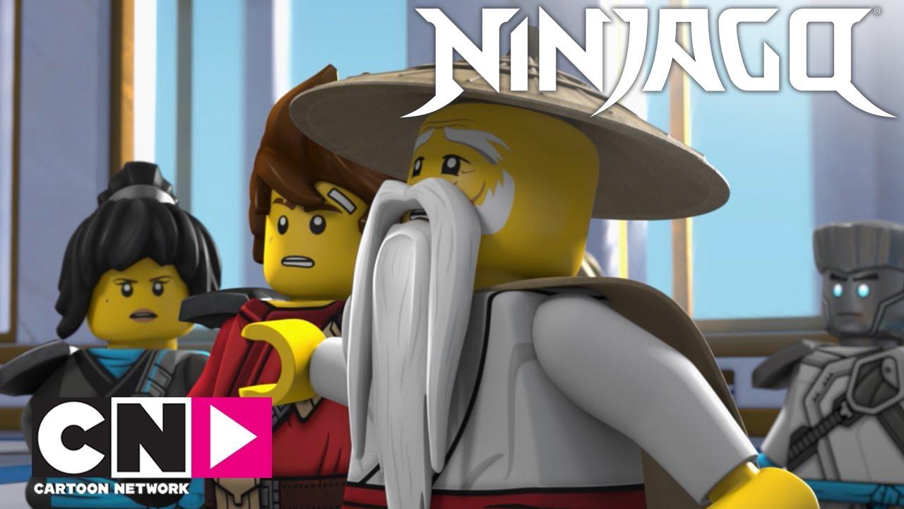 """Il video dei Ninjago """"Il mistero dei sotterranei"""" di Cartoon Network Italia"""