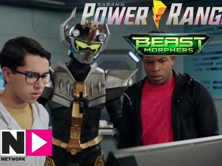 Un fragment prețios | Power Rangers Beast Morphers | Cartoon Network Italia
