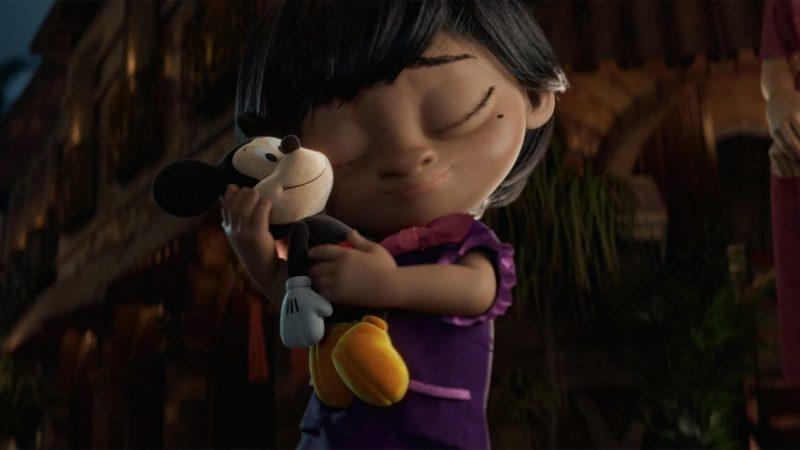 无限的情感家庭| 迪士尼圣诞节动画短片2020 | 迪士尼官方IT