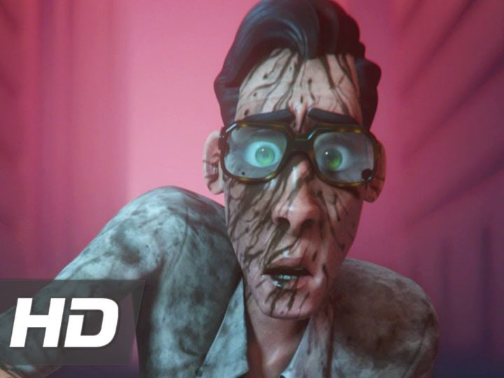 "**Award Winning** CGI Animated Short Film: ""Too Late"" by Roy Stein 