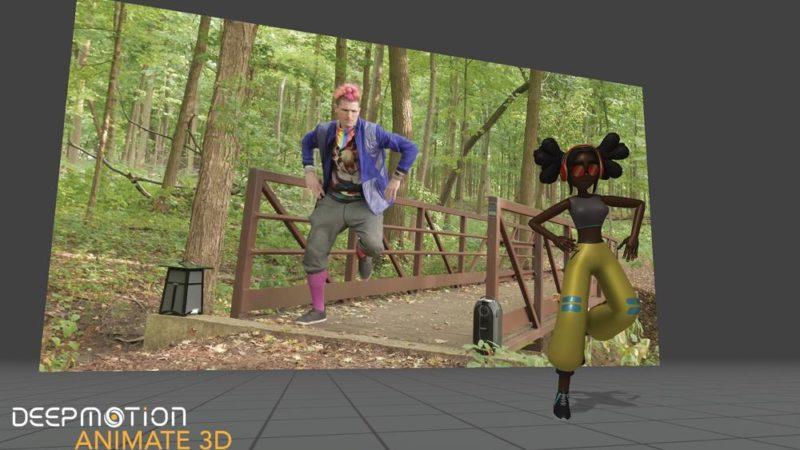 Con Animate 3D puoi trasformare i tuoi video in animazioni 3D