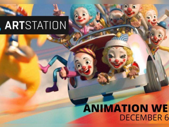 Trimiteți-vă lucrările pe ArtStation.com în săptămâna animației