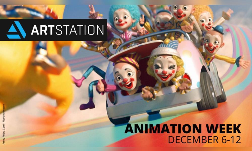Proponi i tuoi lavori su ArtStation.com nella settimana dell'animazione