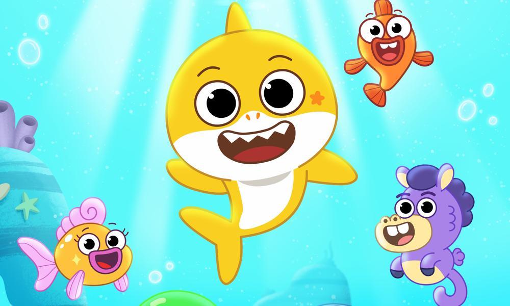 """Nickelodeon annuncia i doppiatori della serie """"Baby Shark's Big Show!"""""""