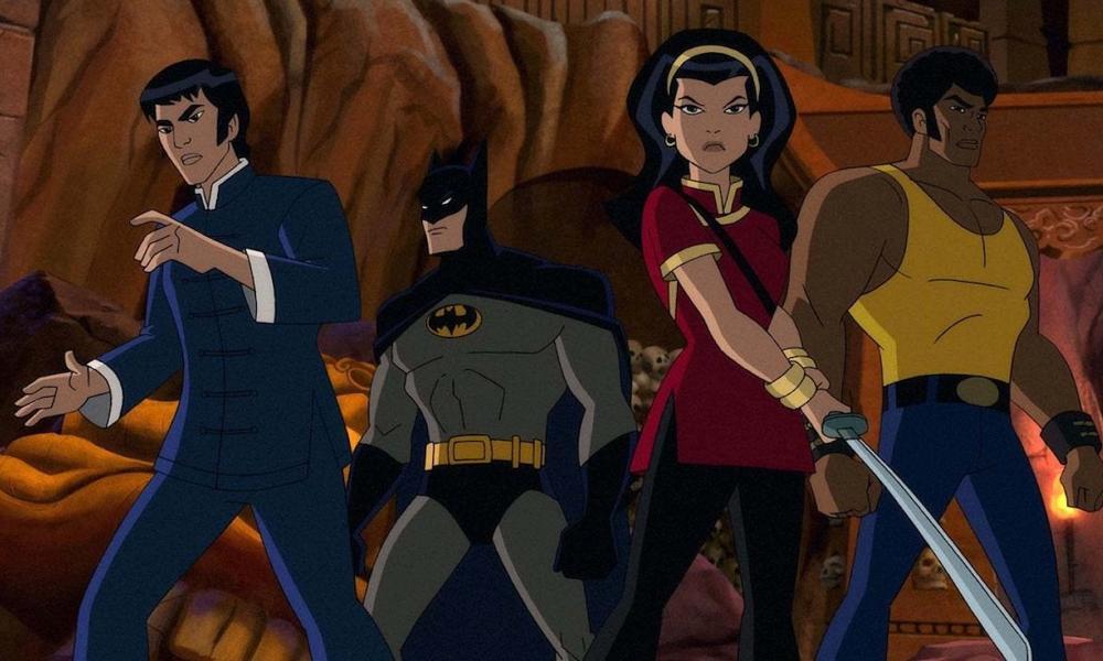 """Batman torna in stile anni '70 con """"Batman: Soul of the Dragon"""" – Trailer"""
