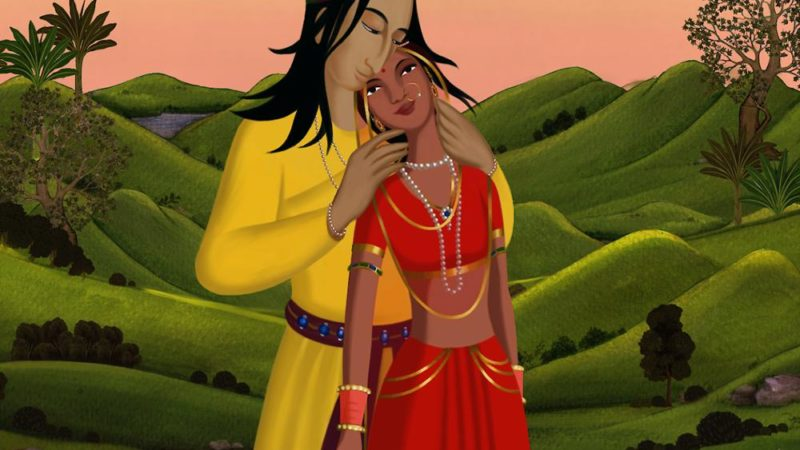 印度动画电影《孟买玫瑰》将于4月XNUMX日在Netflix上映