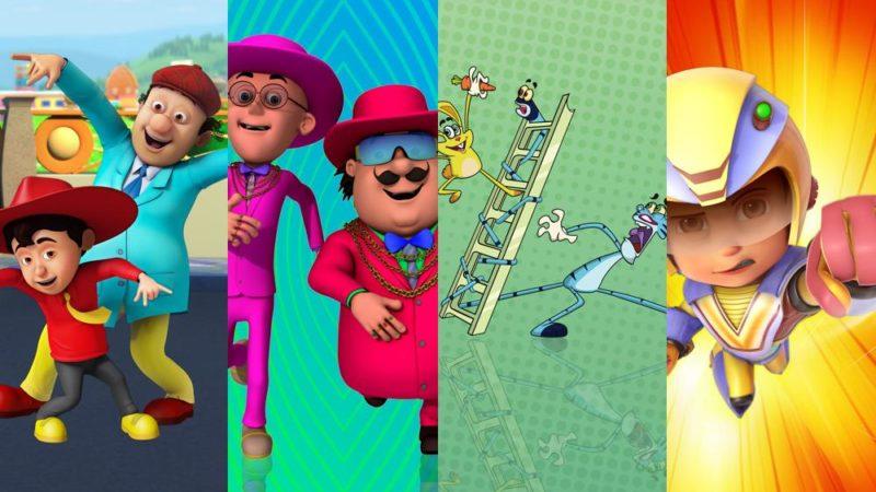 Știri despre seriale TV animate și streaming - noiembrie 2020