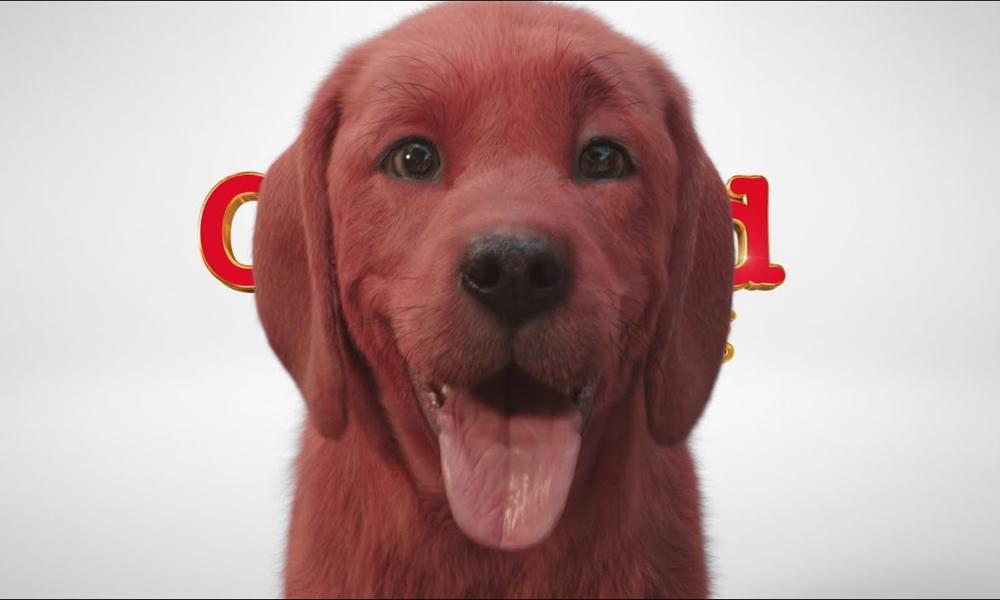 """Il film di animazione in CGI di """"Clifford il grande cane rosso"""" – Trailer"""