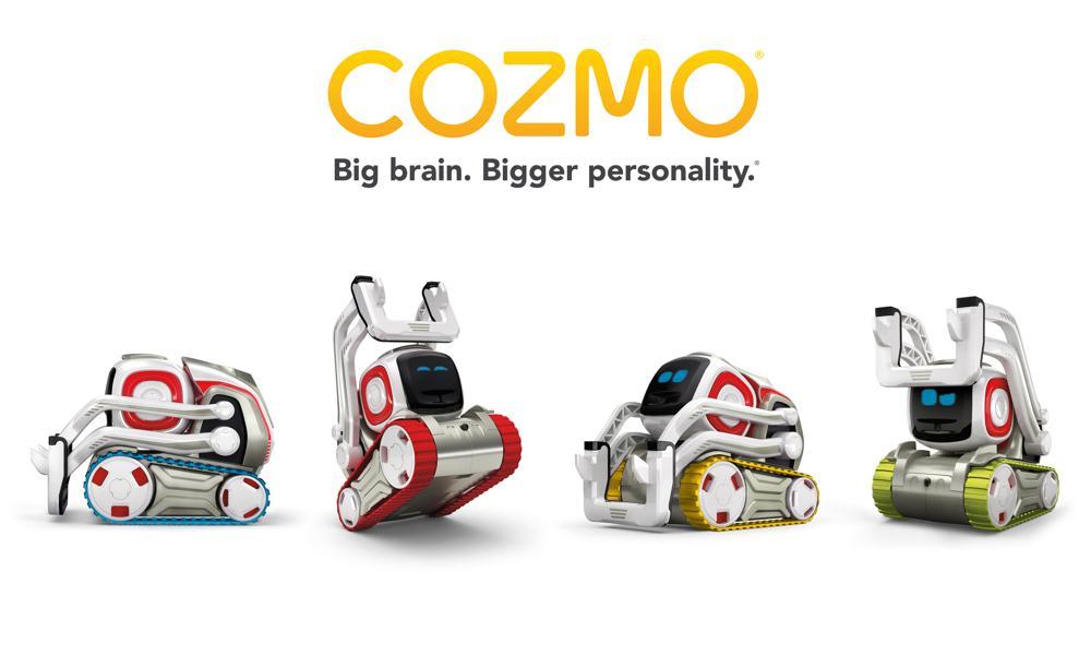 Sutikki collabora con la Digital Dream Labs  per la serie animata di Cozmo e Vector