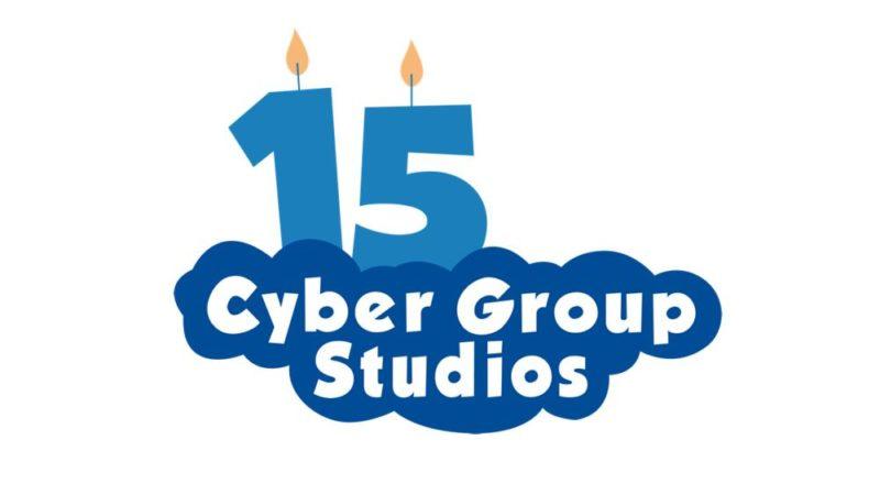 """Cyber Group festeggia i suoi 15 anni, con il successo di """"Gigantosaurus"""" in Cina"""