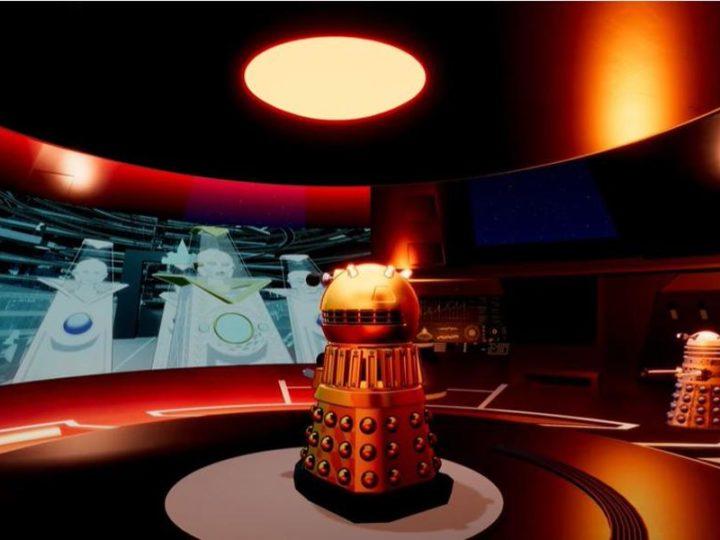 """La vidéo du premier épisode de """"Daleks!"""" Série animée dérivée de Doctor Who"""