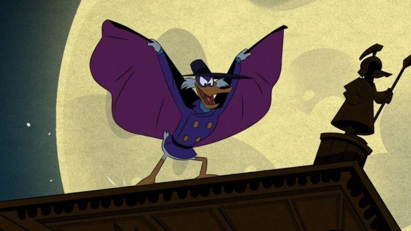 Disney + riavvia la serie animata Darkwing Duck e il film di Lilo & Stitch