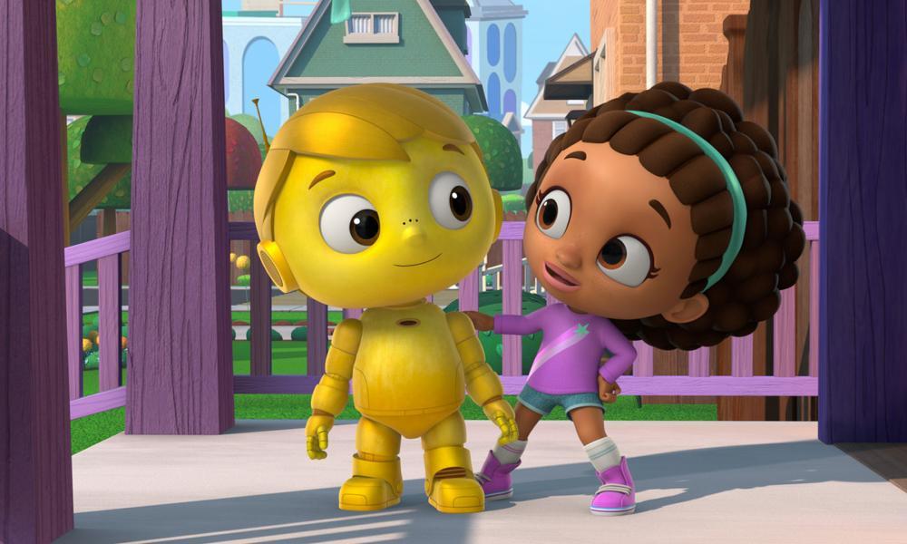 """Il video della serie """"Doug Unplugs"""" della DreamWorks su Apple TV+"""