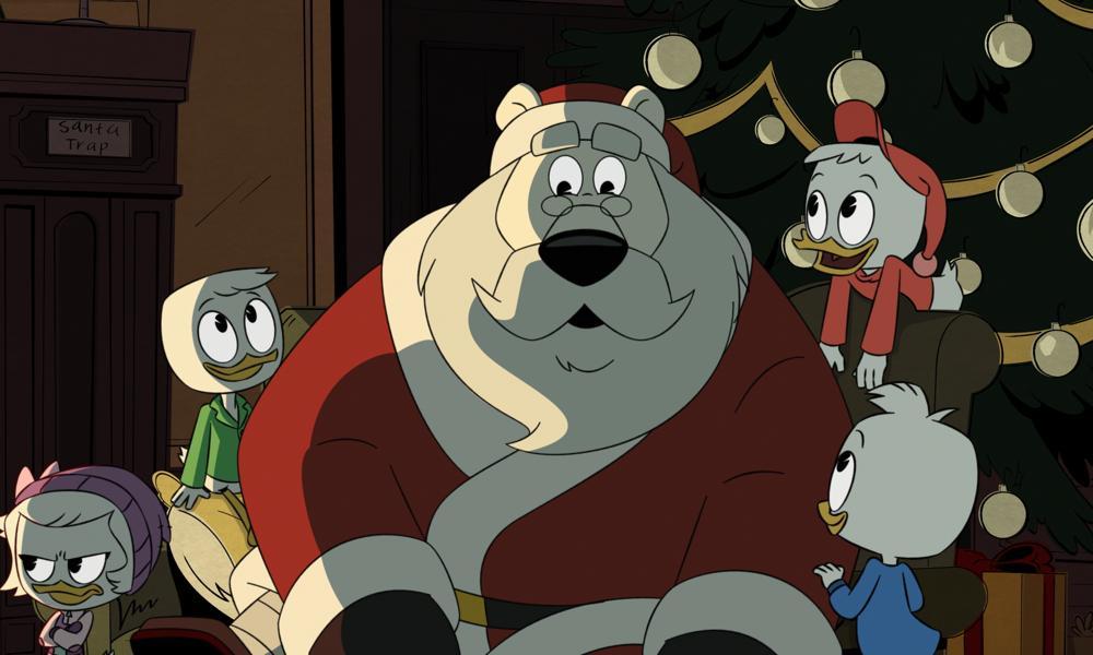 Le serie animate speciali Disney sul Natale