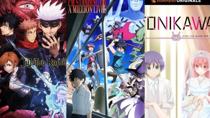 """20 नवंबर को, क्रंचरोल एनीमे श्रृंखला """"जुजुत्सु कैसेन"""" प्रसारित करेगा"""