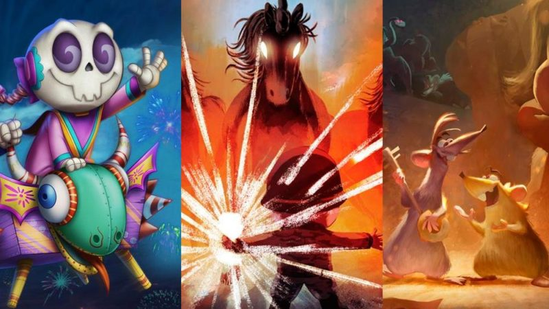 5 Animation Animation Movies! WIPs at Ventana Sur
