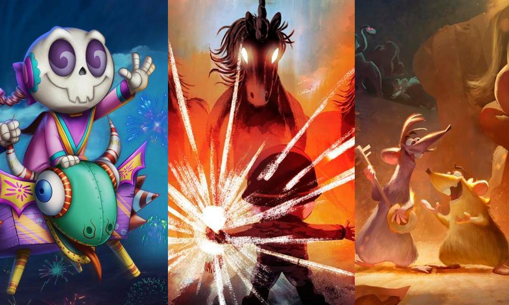 5 film di animazione di Animation! WIPs al Ventana Sur