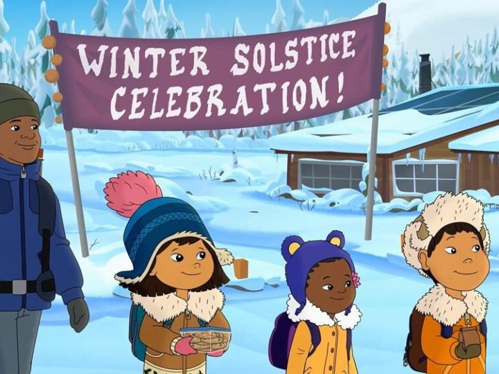 """Molly of Denali"" e ""Pinkalicious"" portano le meraviglie dell'inverno a PBS KIDS"