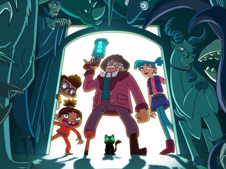 """Monster Loving Maniacs"" la série animée de Mondo TV et Toon2Tango"