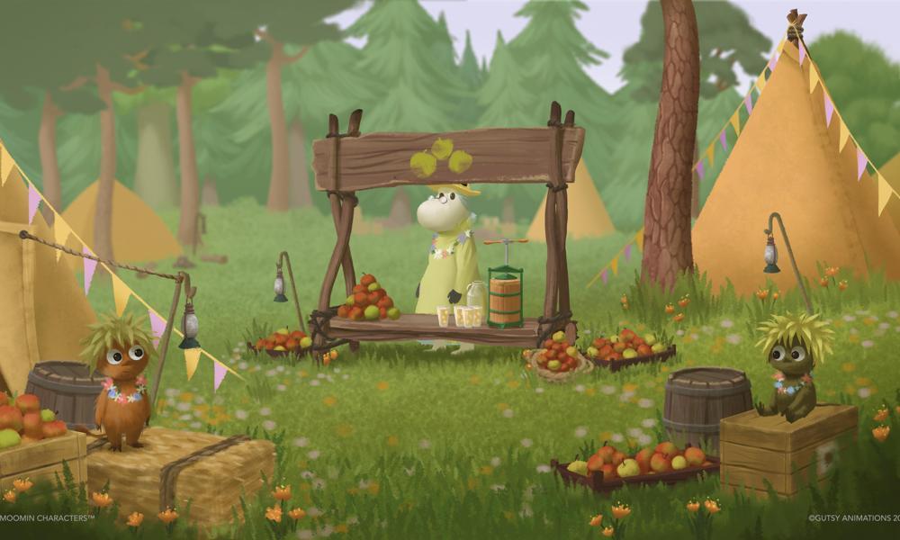 """Gutsy ottiene il via libera per  la terza stagione di """"Moominvalley"""""""