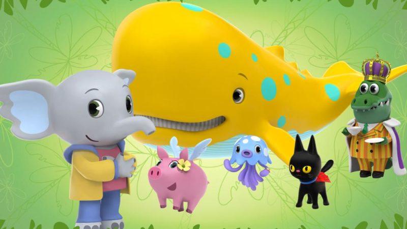 Mumfie, den nya förskoleserien av Zodiak Kids och Animoka