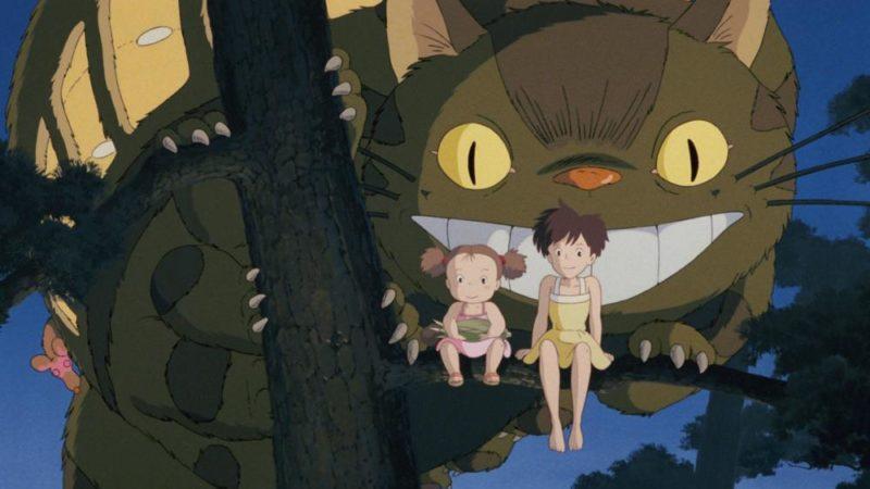 Studio Ghibli publicerar hundratals bilder av sina 5 mest älskade filmer