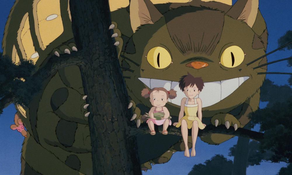 Lo Studio Ghibli pubblica centinaia di foto dei suoi 5  film più amati