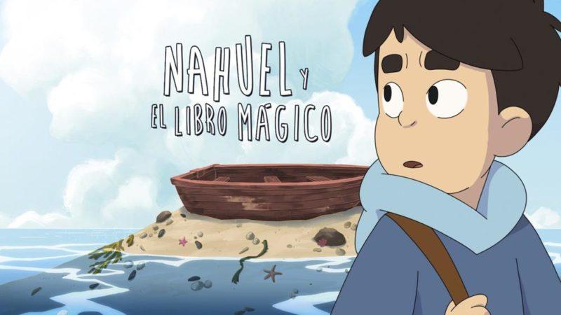 """""""Nahuel y el libro mágico"""" la película de animación chilena - Tráiler"""