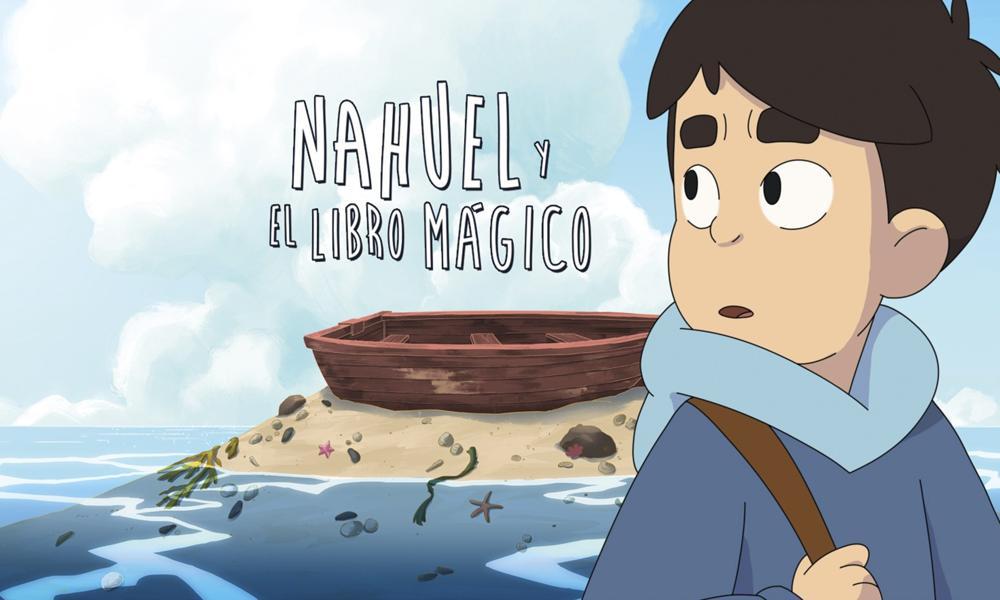 """""""Nahuel e il libro magico"""" il film di animazione cileno – Trailer"""