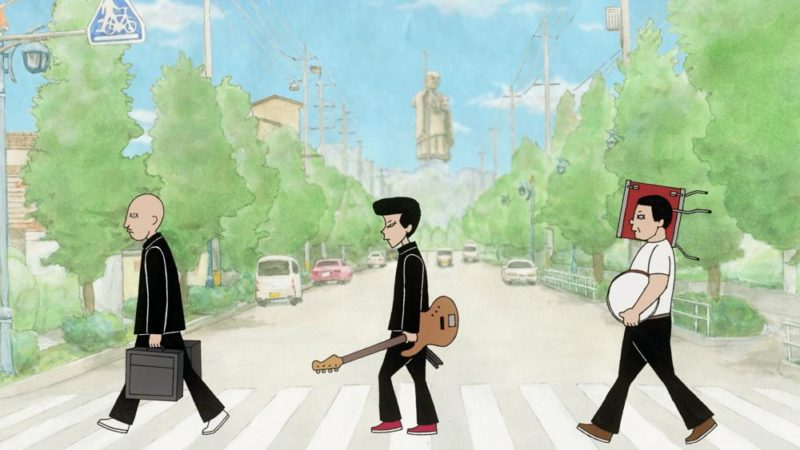 "GKIDS llevará el anime musical ""On-Gaku: Our Sound"" a los cines estadounidenses"