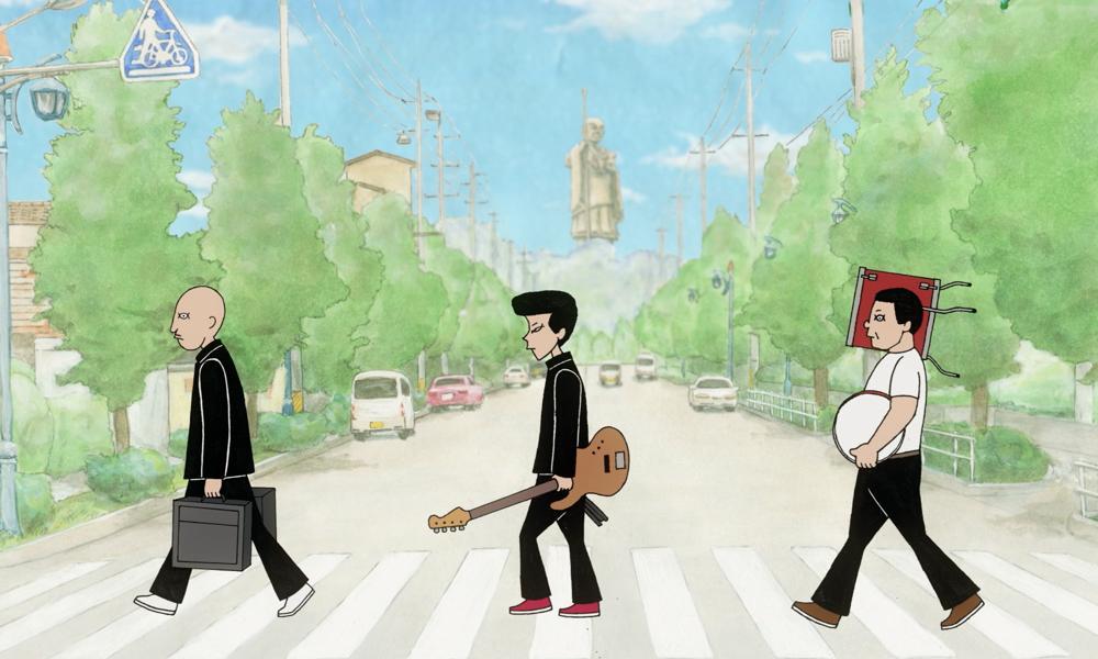 """GKIDS अमेरिकी सिनेमाघरों में संगीतमय एनीमे """"ऑन-गाकु: अवर साउंड"""" लाएगा"""