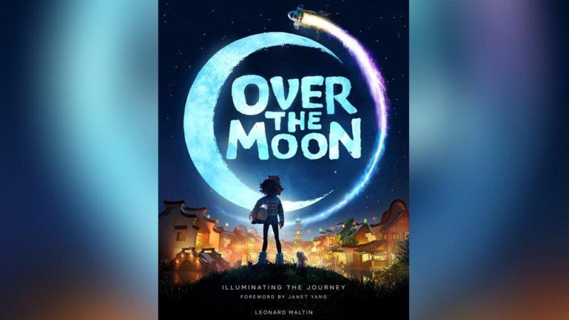 映画の舞台裏をイメージした「OverTheMoon」の本