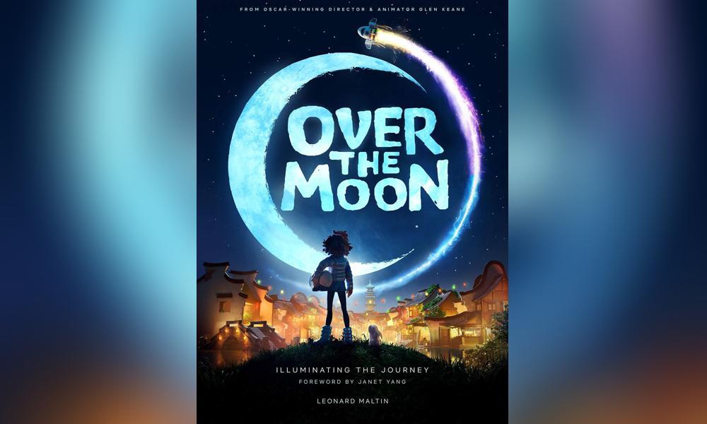 """Il libro di """"Over The Moon"""" con le immagini e il dietro le quinte del film"""