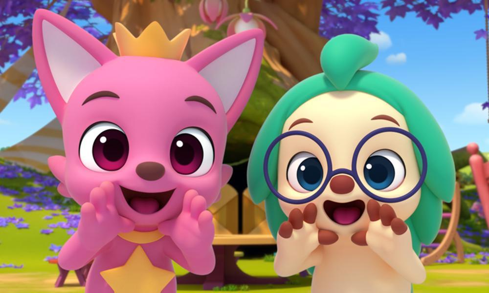 """""""Pinkfong Wonderstar"""" la serie animata su YouTube  dal 3 dicembre"""
