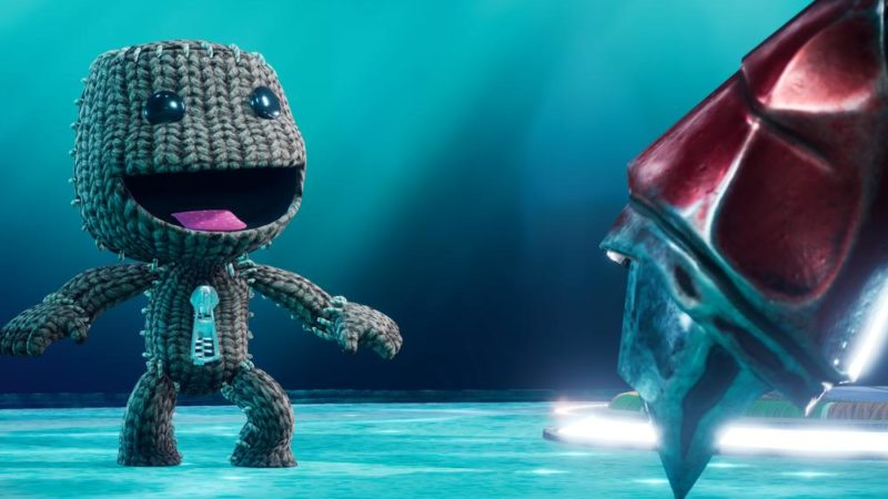 "Axis Studios为游戏"" Sackboy:A Big Adventure""制作动画"