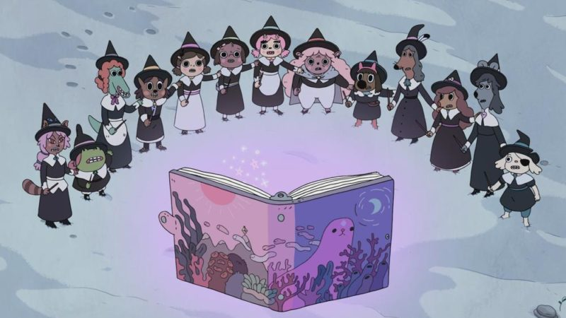 "HBO Max will air the third season of ""Summer Camp Island"" on December 10th"