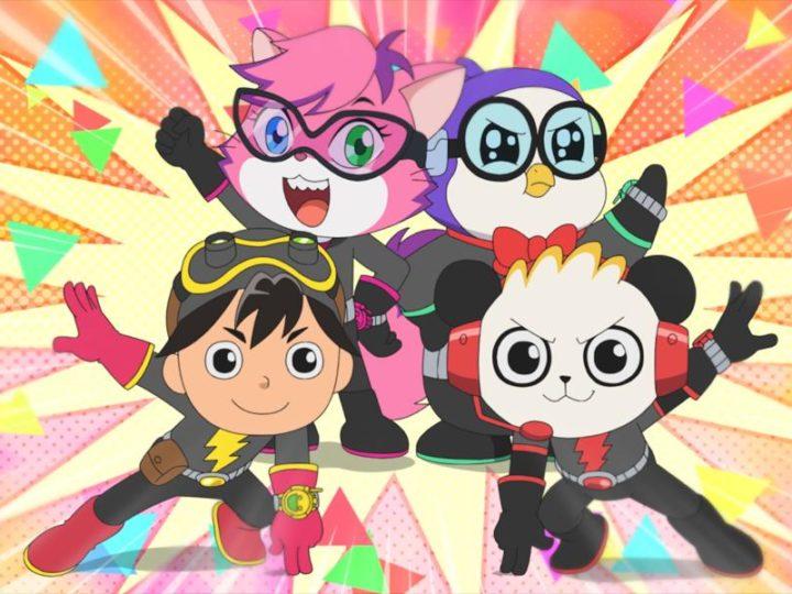 """""""Super Spy Ryan"""" la serie animata e live-action su Amazon Kids +"""