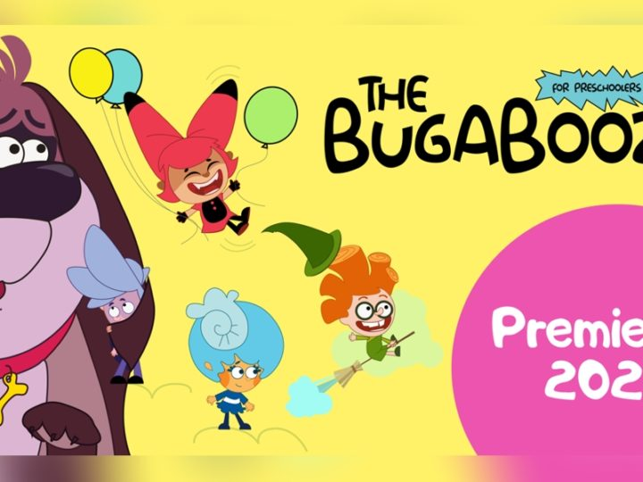 """El Bugabooz"", la serie animada de Red Carpet Studio"