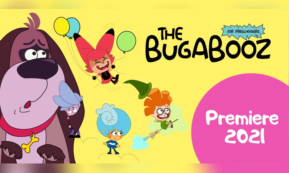 """""""I Bugabooz"""" la serie animata di Red Carpet Studio"""